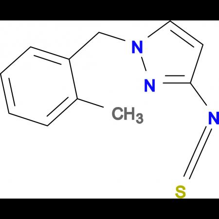 3-Isothiocyanato-1-(2-methyl-benzyl)-1H-pyrazole