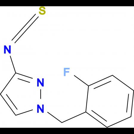 1-(2-Fluoro-benzyl)-3-isothiocyanato-1H-pyrazole