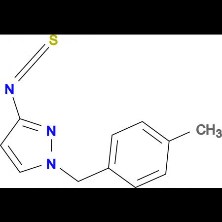 3-Isothiocyanato-1-(4-methyl-benzyl)-1H-pyrazole