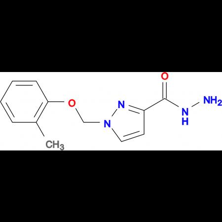 1- o -Tolyloxymethyl-1 H -pyrazole-3-carboxylic acid hydrazide