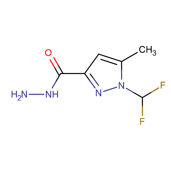 1-Difluoromethyl-5-methyl-1 H -pyrazole-3-carboxylic acid hydrazide