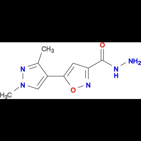 5-(1,3-Dimethyl-1 H -pyrazol-4-yl)-isoxazole-3-carboxylic acid hydrazide