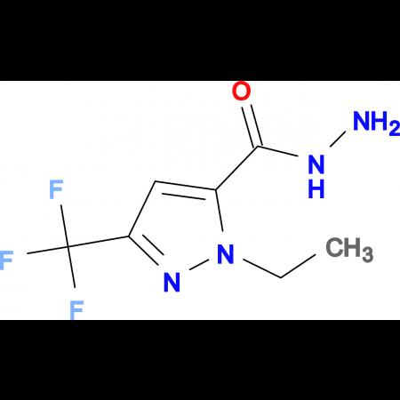 2-Ethyl-5-trifluoromethyl-2 H -pyrazole-3-carboxylic acid hydrazide
