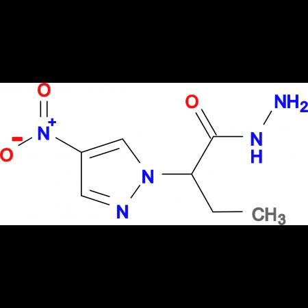2-(4-Nitro-pyrazol-1-yl)-butyric acid hydrazide