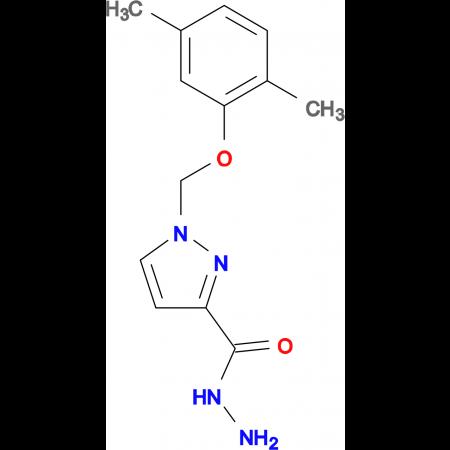 1-(2,5-Dimethyl-phenoxymethyl)-1 H -pyrazole-3-carboxylic acid hydrazide