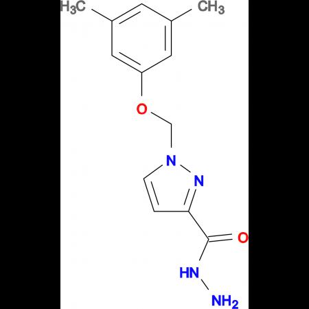 1-(3,5-Dimethyl-phenoxymethyl)-1 H -pyrazole-3-carboxylic acid hydrazide