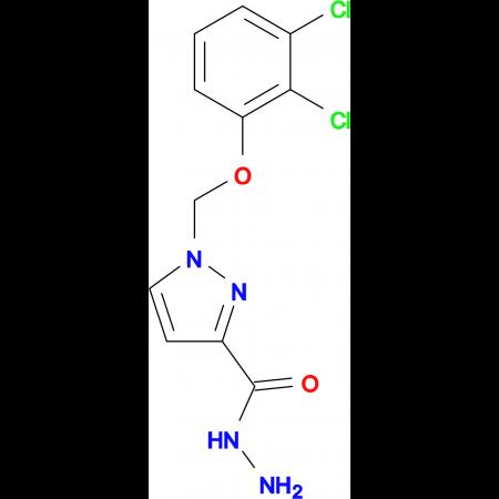 1-(2,3-Dichloro-phenoxymethyl)-1 H -pyrazole-3-carboxylic acid hydrazide