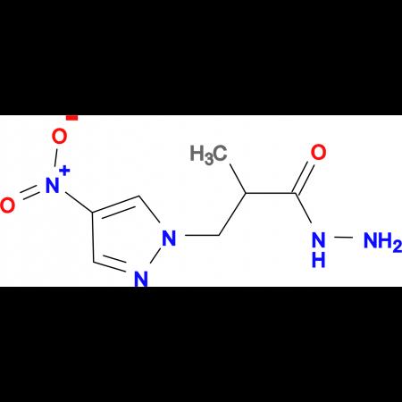 2-Methyl-3-(4-nitro-pyrazol-1-yl)-propionic acid hydrazide