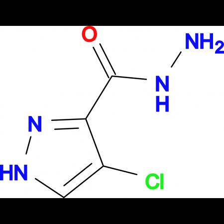 4-Chloro-1H-pyrazole-3-carboxylic acid hydrazide