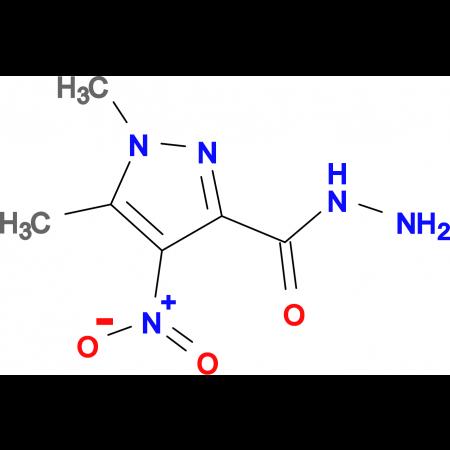 1,5-Dimethyl-4-nitro-1 H -pyrazole-3-carboxylic acid hydrazide