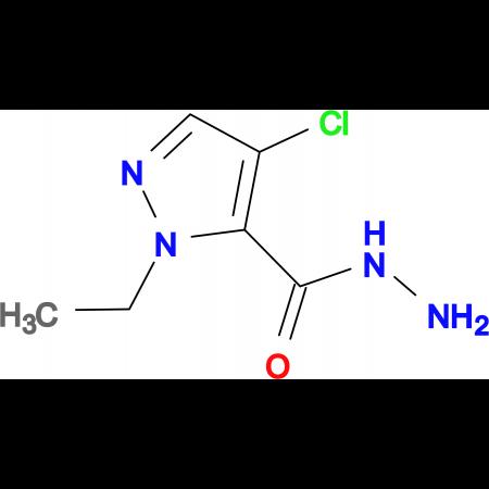 4-Chloro-2-ethyl-2 H -pyrazole-3-carboxylic acid hydrazide