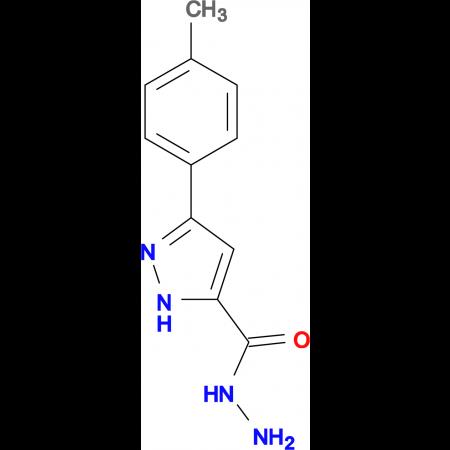 5- p -Tolyl-2 H -pyrazole-3-carboxylic acid hydrazide