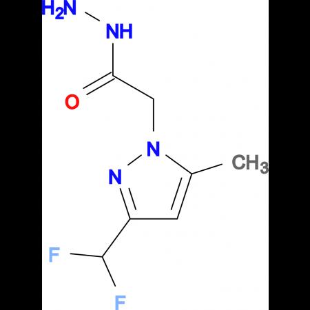 (3-Difluoromethyl-5-methyl-pyrazol-1-yl)-acetic acid hydrazide