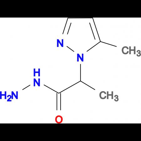 2-(5-Methyl-1H-pyrazol-1-yl)propionic acid hydrazide