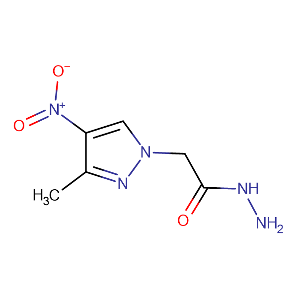(3-Methyl-4-nitro-1H-pyrazol-1-yl)acetic acid hydrazide