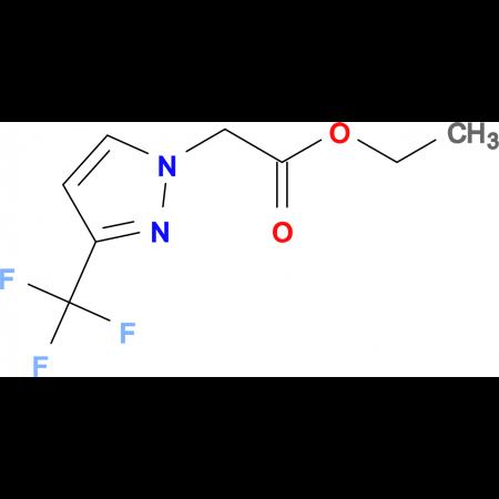 (3-Trifluoromethyl-pyrazol-1-yl)-acetic acid ethyl ester