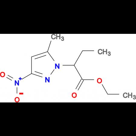 2-(5-Methyl-3-nitro-pyrazol-1-yl)-butyric acid ethyl ester