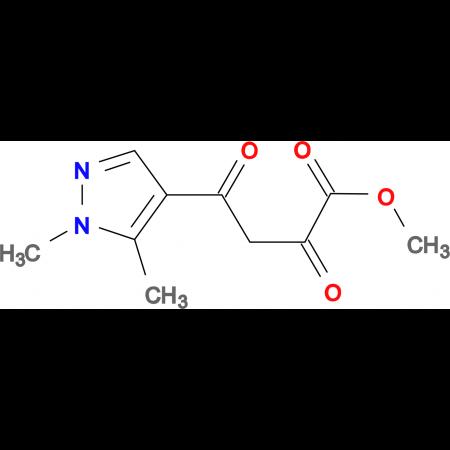 4-(1,5-Dimethyl-1 H -pyrazol-4-yl)-2,4-dioxo-butyric acid methyl ester