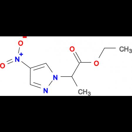2-(4-Nitro-pyrazol-1-yl)-propionic acid ethyl ester