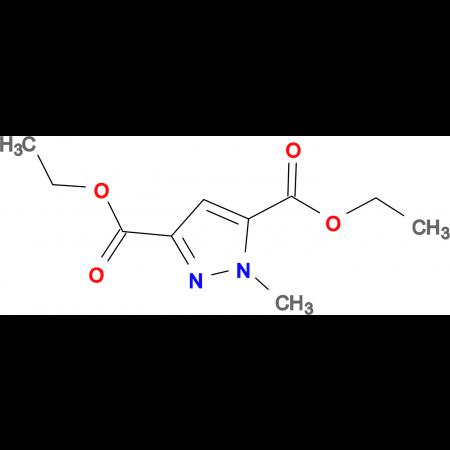 1-Methyl-1 H -pyrazole-3,5-dicarboxylic acid diethyl ester