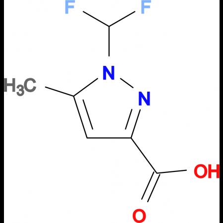1-Difluoromethyl-5-methyl-1 H -pyrazole-3-carboxylic acid