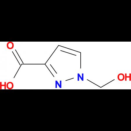 1-Hydroxymethyl-1 H -pyrazole-3-carboxylic acid
