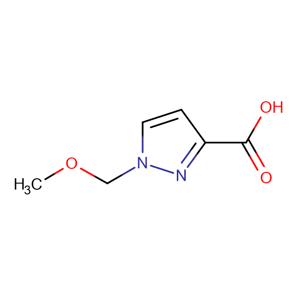 1-Methoxymethyl-1 H -pyrazole-3-carboxylic acid