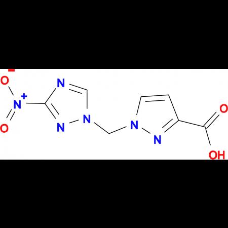 1-(3-Nitro-[1,2,4]triazol-1-ylmethyl)-1 H -pyrazole-3-carboxylic acid
