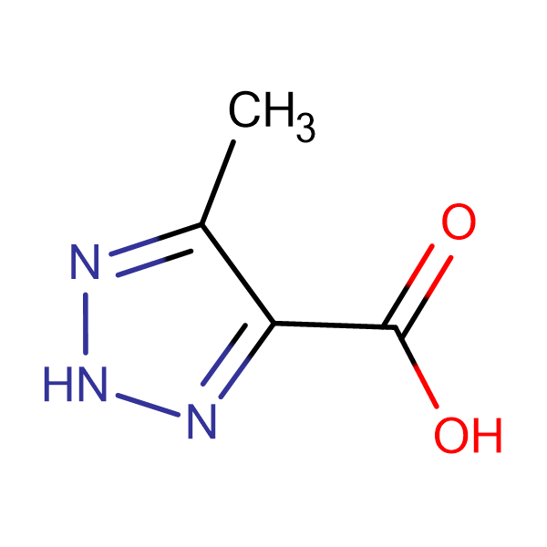 5-Methyl-2 H -[1,2,3]triazole-4-carboxylic acid
