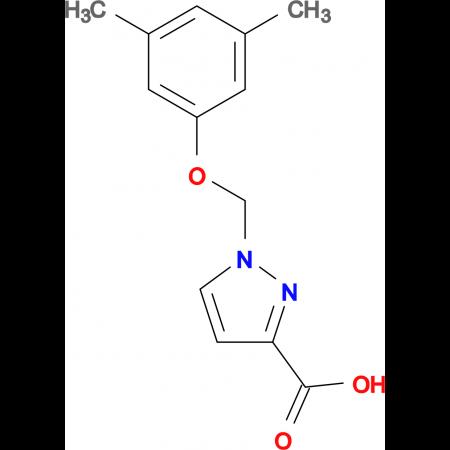 1-(3,5-Dimethyl-phenoxymethyl)-1 H -pyrazole-3-carboxylic acid