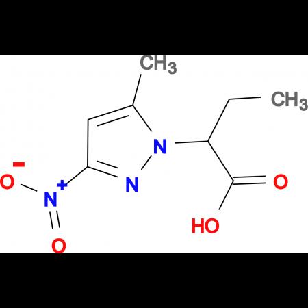 2-(5-Methyl-3-nitro-pyrazol-1-yl)-butyric acid