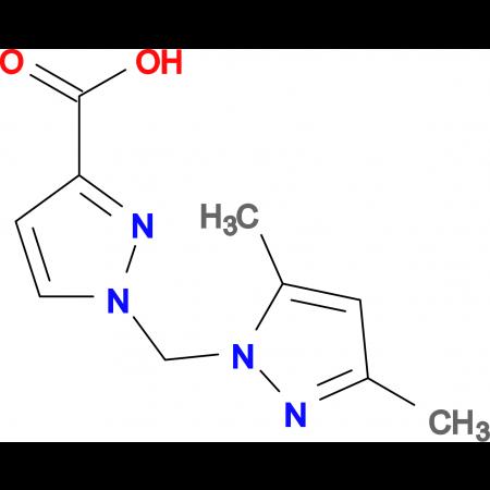 1-(3,5-Dimethyl-pyrazol-1-ylmethyl)-1 H -pyrazole-3-carboxylic acid