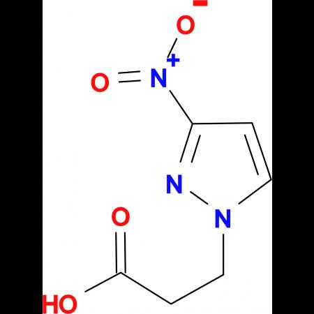 3-(3-Nitro-pyrazol-1-yl)-propionic acid