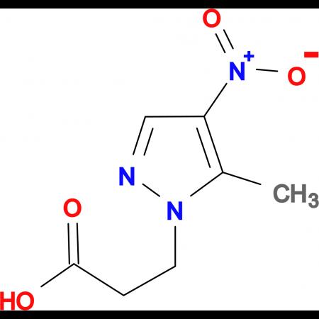3-(5-Methyl-4-nitro-pyrazol-1-yl)-propionic acid