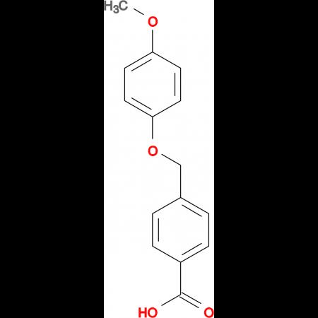 4-(4-Methoxy-phenoxymethyl)-benzoic acid