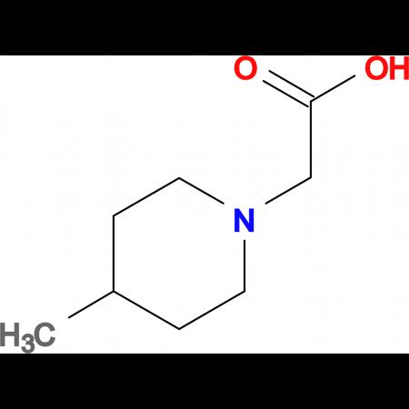 (4-Methyl-piperidin-1-yl)-acetic acid