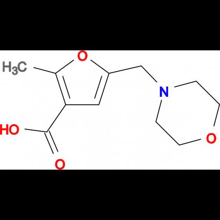 2-Methyl-5-morpholin-4-ylmethyl-furan-3-carboxylic acid