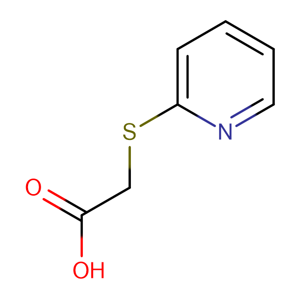 (Pyridin-2-ylsulfanyl)-acetic acid