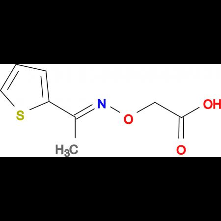 (1-Thiophen-2-yl-ethylideneaminooxy)-acetic acid