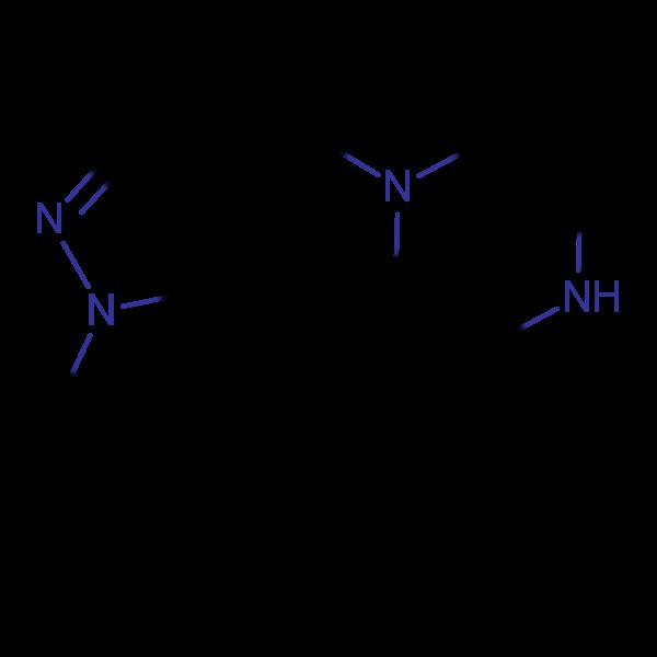 1-(1-Ethyl-5-methyl-1 H -pyrazol-4-ylmethyl)-piperazine