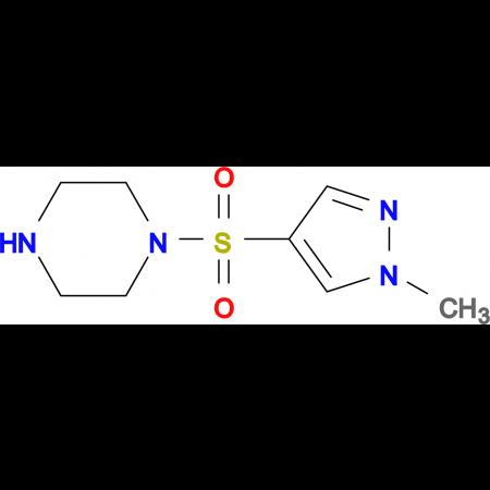 1-(1-Methyl-1 H -pyrazole-4-sulfonyl)-piperazine