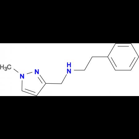 (1-Methyl-1 H -pyrazol-3-ylmethyl)-phenethyl-amine