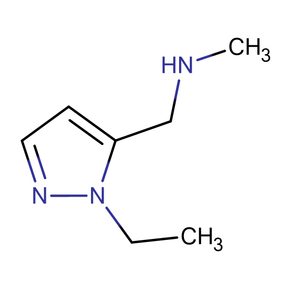 (2-Ethyl-2 H -pyrazol-3-ylmethyl)-methyl-amine