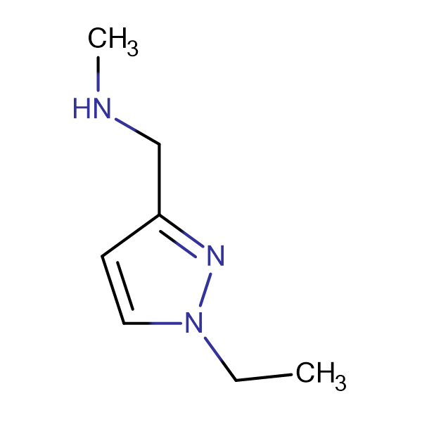 (1-Ethyl-1 H -pyrazol-3-ylmethyl)-methyl-amine