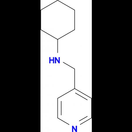 Cyclohexyl-pyridin-4-ylmethyl-amine