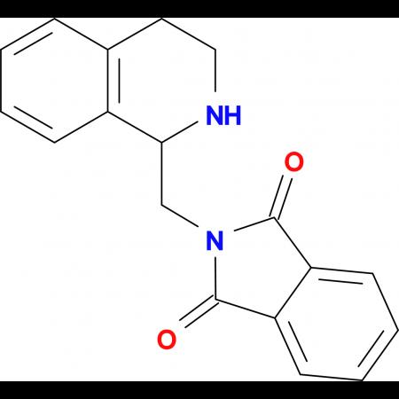 2-(1,2,3,4-Tetrahydro-isoquinolin-1-ylmethyl)-isoindole-1,3-dione