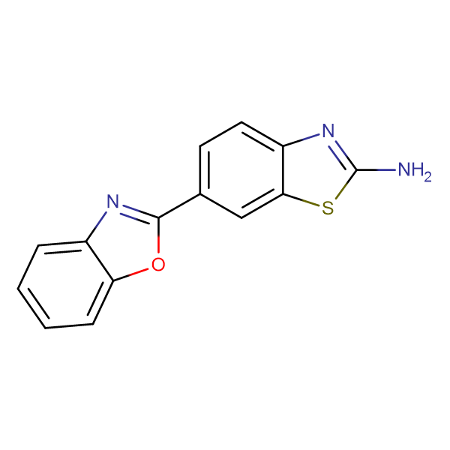 6-Benzooxazol-2-yl-benzothiazol-2-ylamine