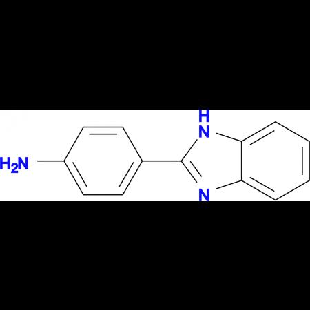 4-(1 H -Benzoimidazol-2-yl)-phenylamine