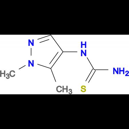 (1,5-Dimethyl-1 H -pyrazol-4-yl)-thiourea