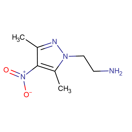 2-(3,5-Dimethyl-4-nitro-pyrazol-1-yl)-ethylamine